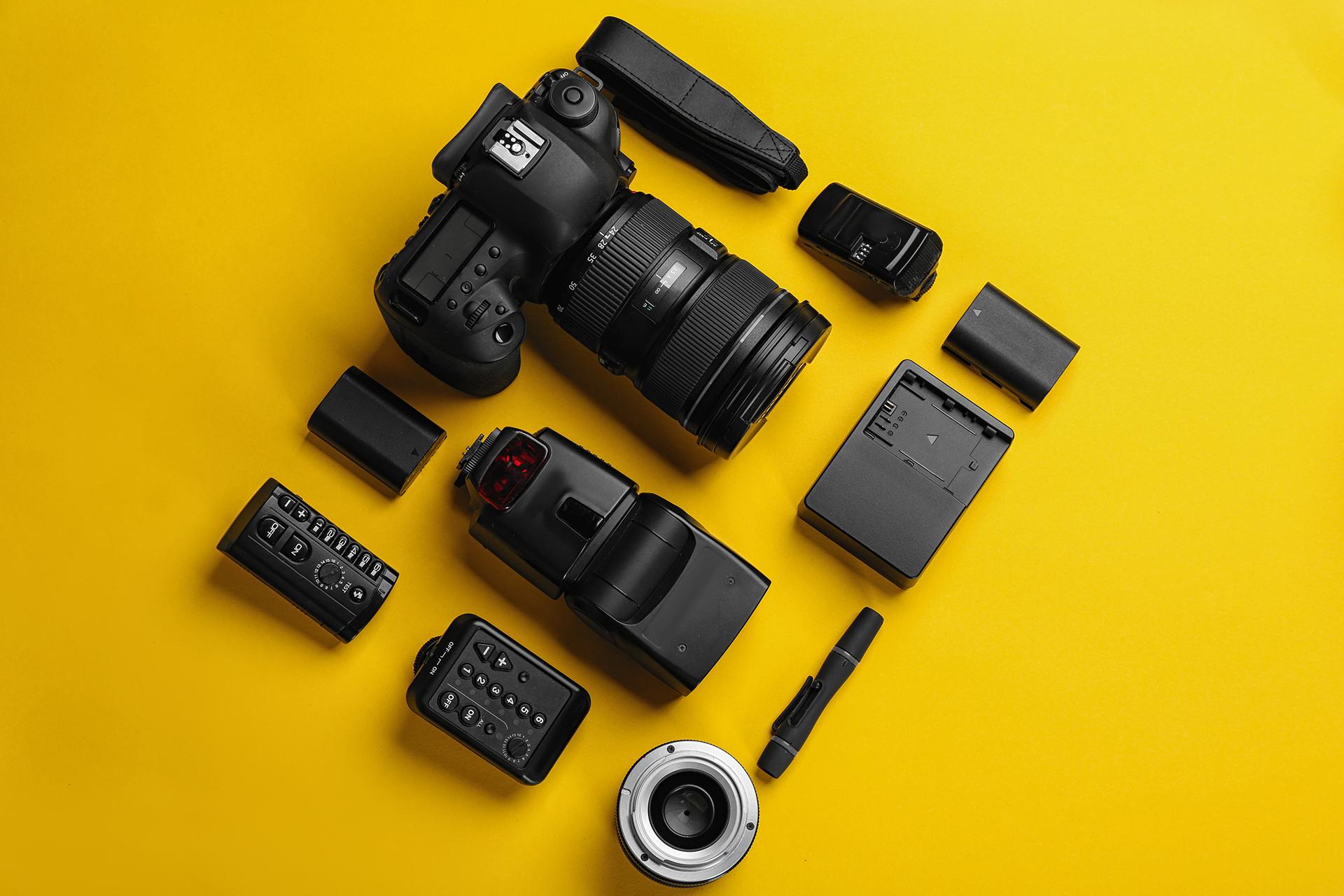 Vente d'appareils photo au Vigan | VMS