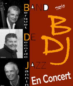 BDJ affiche